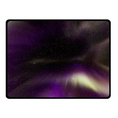 The Northern Lights Nature Double Sided Fleece Blanket (Small)