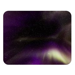 The Northern Lights Nature Double Sided Flano Blanket (large)