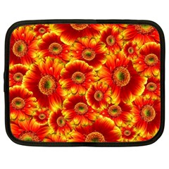 Gerbera Flowers Nature Plant Netbook Case (XXL)