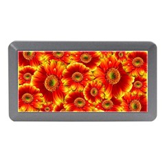 Gerbera Flowers Nature Plant Memory Card Reader (mini)
