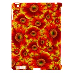 Gerbera Flowers Nature Plant Apple Ipad 3/4 Hardshell Case (compatible With Smart Cover)