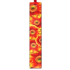 Gerbera Flowers Nature Plant Large Book Marks