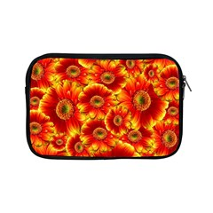 Gerbera Flowers Nature Plant Apple Ipad Mini Zipper Cases
