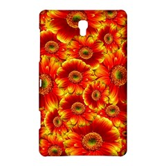 Gerbera Flowers Nature Plant Samsung Galaxy Tab S (8 4 ) Hardshell Case