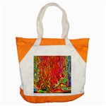 Background Texture Colorful Accent Tote Bag Front