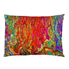 Background Texture Colorful Pillow Case