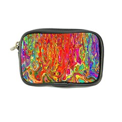 Background Texture Colorful Coin Purse