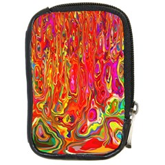 Background Texture Colorful Compact Camera Cases