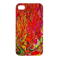 Background Texture Colorful Apple Iphone 4/4s Hardshell Case