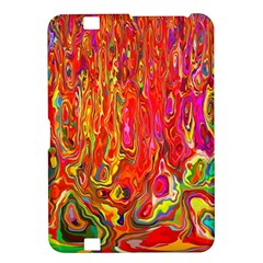Background Texture Colorful Kindle Fire Hd 8 9