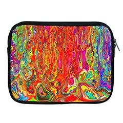 Background Texture Colorful Apple iPad 2/3/4 Zipper Cases