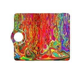 Background Texture Colorful Kindle Fire Hdx 8 9  Flip 360 Case