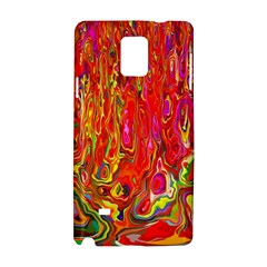 Background Texture Colorful Samsung Galaxy Note 4 Hardshell Case