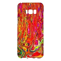 Background Texture Colorful Samsung Galaxy S8 Plus Hardshell Case