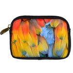 Spring Parrot Parrot Feathers Ara Digital Camera Cases Front