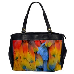 Spring Parrot Parrot Feathers Ara Office Handbags