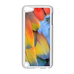 Spring Parrot Parrot Feathers Ara Apple Ipod Touch 5 Case (white)