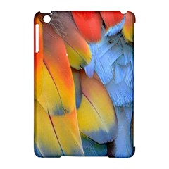 Spring Parrot Parrot Feathers Ara Apple Ipad Mini Hardshell Case (compatible With Smart Cover)