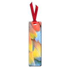 Spring Parrot Parrot Feathers Ara Small Book Marks