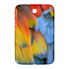 Spring Parrot Parrot Feathers Ara Samsung Galaxy Note 8 0 N5100 Hardshell Case