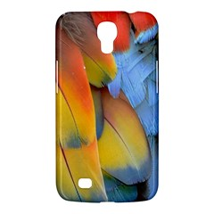 Spring Parrot Parrot Feathers Ara Samsung Galaxy Mega 6.3  I9200 Hardshell Case