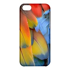 Spring Parrot Parrot Feathers Ara Apple Iphone 5c Hardshell Case