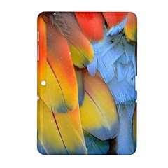Spring Parrot Parrot Feathers Ara Samsung Galaxy Tab 2 (10 1 ) P5100 Hardshell Case