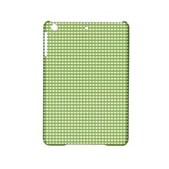 Gingham Check Plaid Fabric Pattern iPad Mini 2 Hardshell Cases