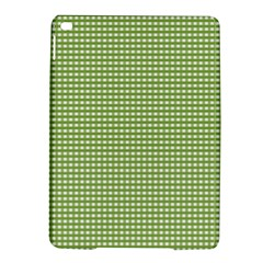 Gingham Check Plaid Fabric Pattern Ipad Air 2 Hardshell Cases
