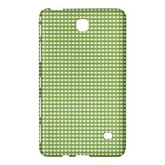 Gingham Check Plaid Fabric Pattern Samsung Galaxy Tab 4 (7 ) Hardshell Case