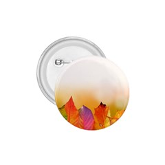 Autumn Leaves Colorful Fall Foliage 1.75  Buttons