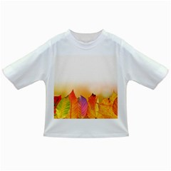 Autumn Leaves Colorful Fall Foliage Infant/toddler T Shirts