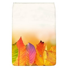 Autumn Leaves Colorful Fall Foliage Flap Covers (l)