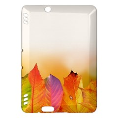 Autumn Leaves Colorful Fall Foliage Kindle Fire HDX Hardshell Case