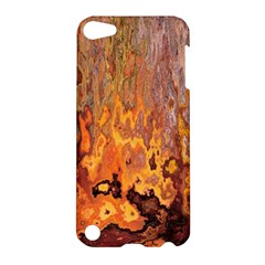 Background Texture Pattern Vintage Apple iPod Touch 5 Hardshell Case