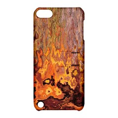 Background Texture Pattern Vintage Apple iPod Touch 5 Hardshell Case with Stand