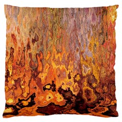 Background Texture Pattern Vintage Standard Flano Cushion Case (one Side)
