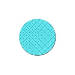 Pattern Background Texture Golf Ball Marker