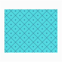 Pattern Background Texture Small Glasses Cloth