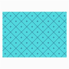 Pattern Background Texture Large Glasses Cloth (2 Side)
