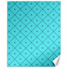 Pattern Background Texture Canvas 11  x 14