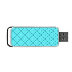 Pattern Background Texture Portable Usb Flash (two Sides)