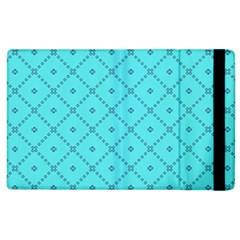 Pattern Background Texture Apple Ipad 3/4 Flip Case