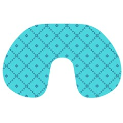Pattern Background Texture Travel Neck Pillows