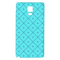 Pattern Background Texture Galaxy Note 4 Back Case