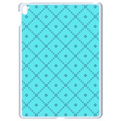 Pattern Background Texture Apple Ipad Pro 9 7   White Seamless Case