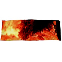 Fire Log Heat Texture Body Pillow Case (Dakimakura)