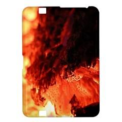 Fire Log Heat Texture Kindle Fire Hd 8 9