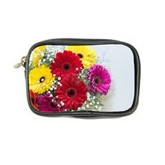 Flowers Gerbera Floral Spring Coin Purse