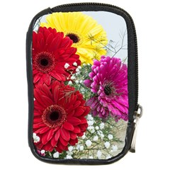 Flowers Gerbera Floral Spring Compact Camera Cases